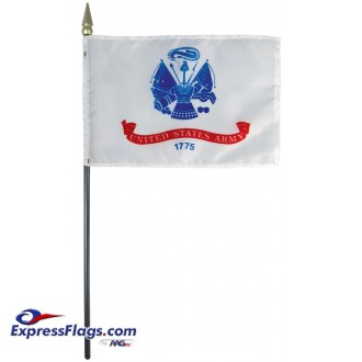 U.S. Military Flags Tabletop Set070132