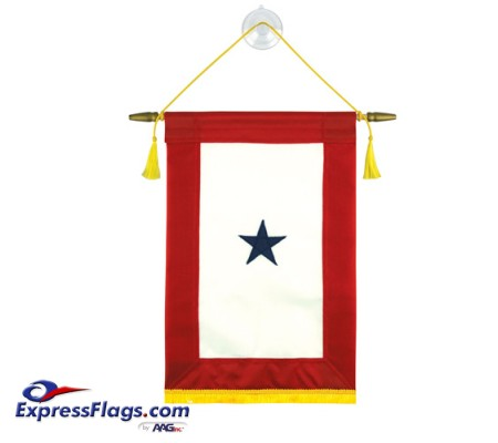 Blue Star Service Banners - 1 StarBlue-Star-1