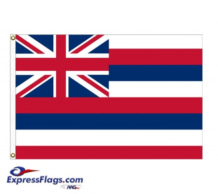Poly-Max Hawaii State FlagsHI-PM