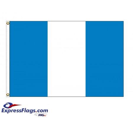Guatemala Nylon Flags (No Seal)GTM-NYL-2