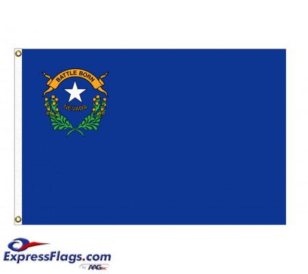 Nylon Nevada State FlagsNV-NYL