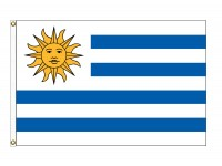 Uruguay Nylon Flags (UN Member)