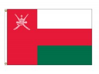 Oman Nylon Flags (UN Member)