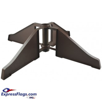 Portable Floor Stands for Indoor Flagpole Displays050221