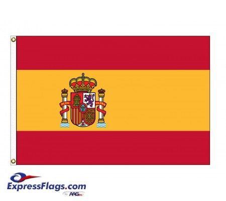 Spain Nylon Flags (UN Member)ESP-NYL