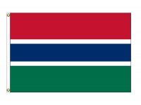 Gambia Nylon Flags (UN Member)