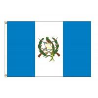 Guatemala Nylon Flags (UN, OAS Member)