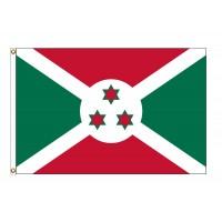 Burundi Nylon Flags (UN Member)