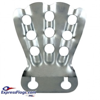 Stamped Steel Finger Pole BracketsSFB