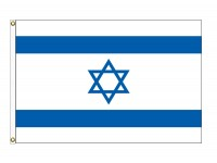 Israel Nylon Flags (UN Member)