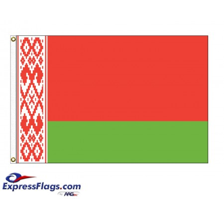 Belarus Nylon Flags - (UN Member)BLR-NYL
