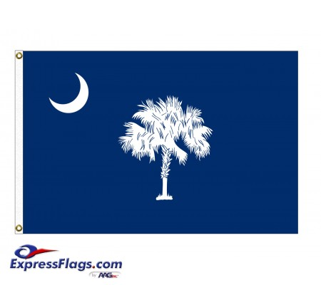 Poly-Max South Carolina State FlagsSC-PM