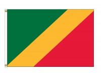 Congo Republic Nylon Flags  (UN Member)