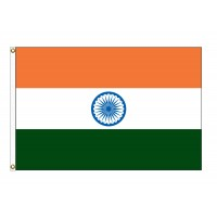 India Nylon Flags (UN Member)