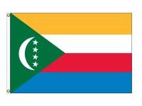 Comoros Nylon Flags  (UN Member)