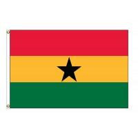 Ghana Nylon Flags (UN Member)