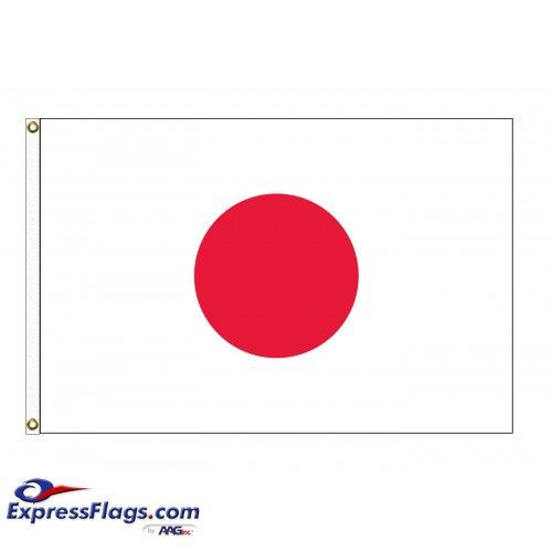 Japan Nylon Flags (UN Member)JPN-NYL