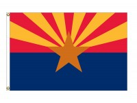Poly-Max Arizona State Flags