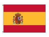 Spain Nylon Flags (UN Member)