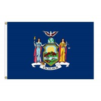 Nylon New York State Flags