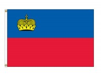 Liechtenstein Nylon Flags (UN Member)