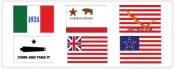 All Other American Historical Flags