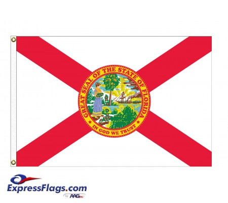 Poly-Max Florida State FlagsFL-PM