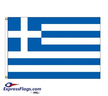Greece Nylon Flags (UN Member)GRC-NYL