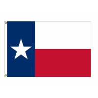 Nylon Texas State Flags