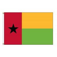 Guinea-Bissau Nylon Flags (UN Member)
