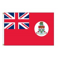 Cayman Islands (Red) Nylon Flags