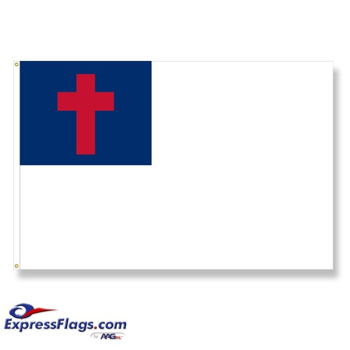 ENDURA-NYLON Christian Flags - PremierCNF