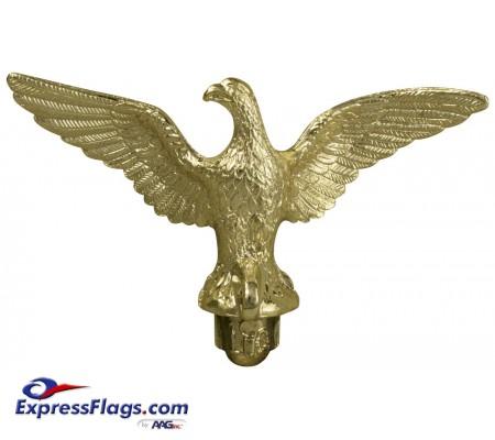 Metal Slip-Fit Eagle Ornaments050030