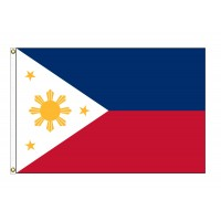 Philippines Nylon Flags (UN Member)