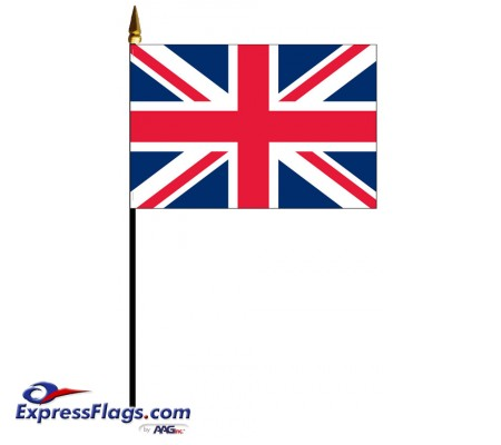 United Kingdom (UK) Mounted Flags