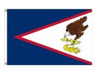 Nylon American Samoa Flags