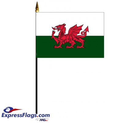 Wales Mounted Flags034499
