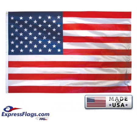 MEGA-TUFF American Flags - SyntheticMT-USF