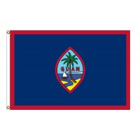 Nylon Guam Flags