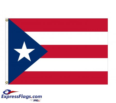 Poly-Max Puerto Rico FlagsPR-PM