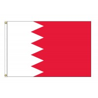 Bahrain Nylon Flags - (UN Member)
