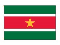Suriname Nylon Flags (UN, OAS Member)