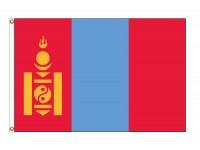 Mongolia Nylon Flags (UN Member)