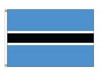 Botswana Nylon Flags - (UN Member)