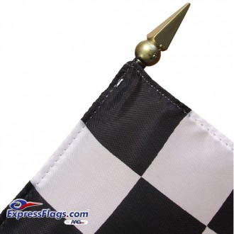 Desktop Racing Flag Set110052