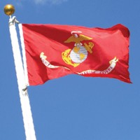 Marine Corps Flags - ENDURA-POLY