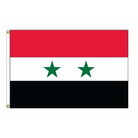 Syria Nylon Flags (UN Member)