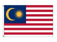 Malaysia Nylon Flags (UN Member)