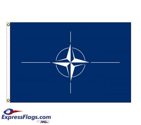 NATO Nylon FlagsNATO-NYL