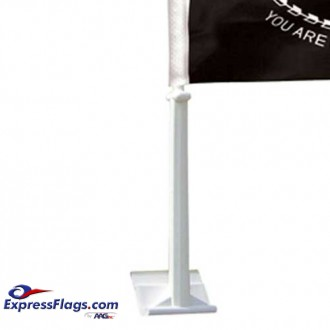 POW-MIA Auto Window Flag Set070384